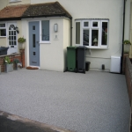 Resin Bound Paving for Drives in Conwy 1