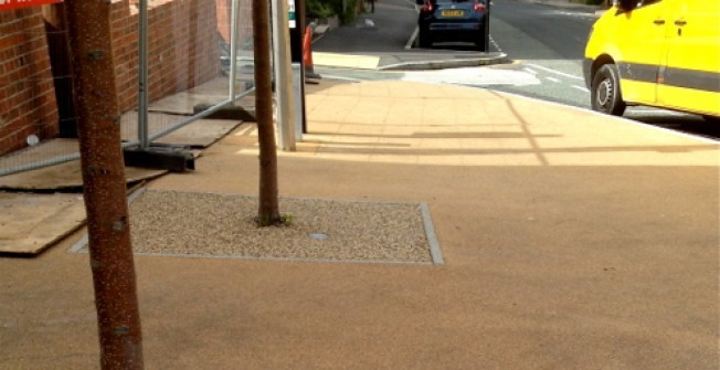Resin Bound Driveways  in Abercegir