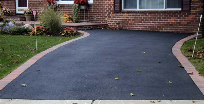 Tarmac Driveways in Ab Lench