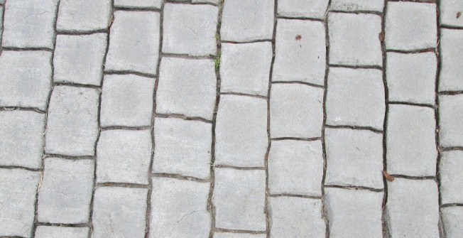 Decorative Paving in Penmaenpool